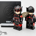Crystal Minifigs Wasp Custom Minifigure