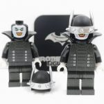 BrothersFigure Maniac Knight Custom Minifigure