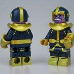 UG Comic Thanos Custom Minifigure