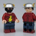 Crystal Rival Custom Minifigure