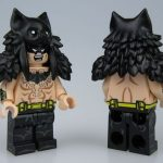 My Brick Shop Raw Batman Custom Minifigure