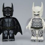 UG Black & White Vampire Custom Minifigures
