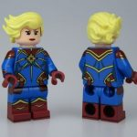Lab9 Captain Marvel Custom Minifigure