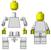 parts of a mini fig