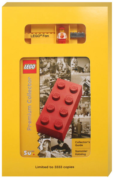 collectable Lego catalogue book