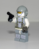 custom minifig winter camo