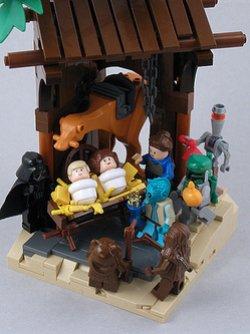 lego starwars custom minifigs