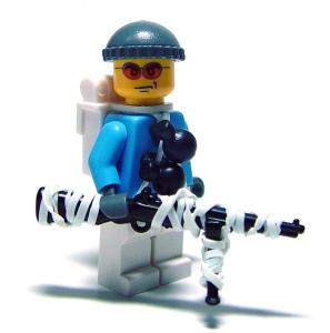 Lego Custom Minifig arctic Marine