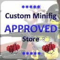 custom minifig approved store