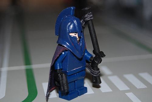 custom royal senate guard minifig