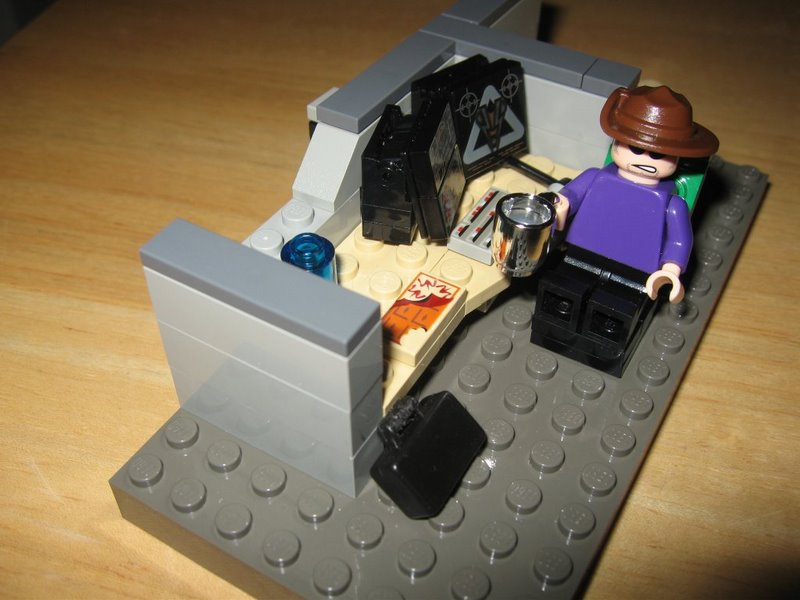 Lego blogger by mr shiny and new