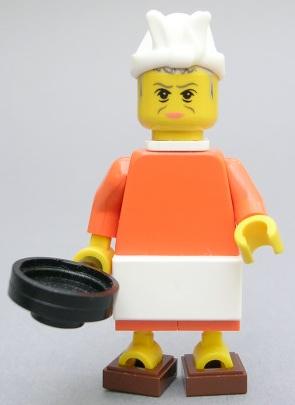 Lego grandma by mijasper