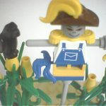 Dragon Brick Scarecrow Custom Minifigure V2