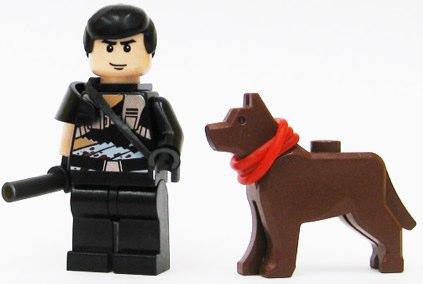 Madmax Lego custom minifig by misterzumbi
