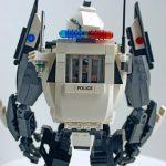 Future Flash Custom Minfigure