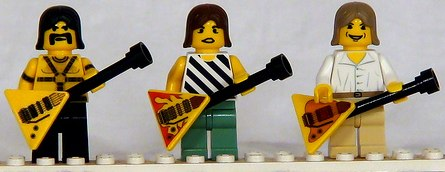 spinal tap custom minifigs by shmails
