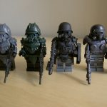 The Sundead Custom Minifigures