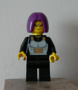 trunks custom minifig