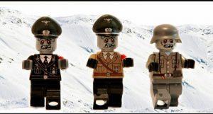 zombie nazi custom lego minifigures