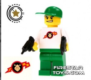lego custom minifigure decal