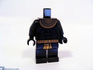 LEGO Scorpion pyramid set 7327 anubus torso