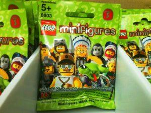 lego collectors minifig box