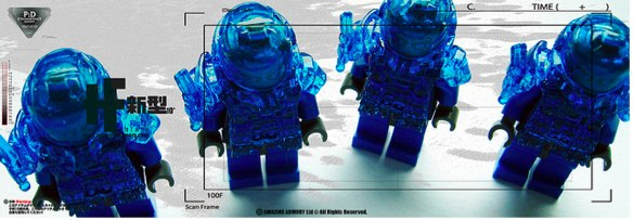 Hazel custom minifig amazing armory lego minifigures