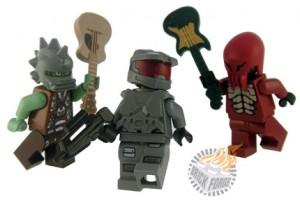 brickforge custom minifigure minifig brickarms lego amazing armory