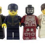 Gordon Freeman Custom Minifigure
