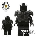 UG v CrazyMinifigs Earth 10 Batman Custom Miniifgure