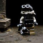 Diamond CustomBricks Integrity & Devious Custom Minifigures