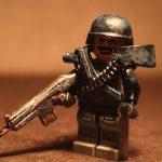Zombie Custom Minifigures