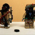 BrothersFigure Magnetic Sorceress Custom Minifigure