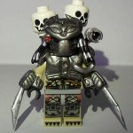 BrothersFigure Flood Knight Custom Minifigure