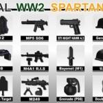 SI-DAN System Guns