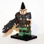 Phoenix Customs Original Super Soldier Custom Minifigure