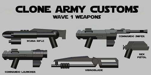 Custom MORTAR Heavy Weapon for Lego Minifigures Military Army WW2