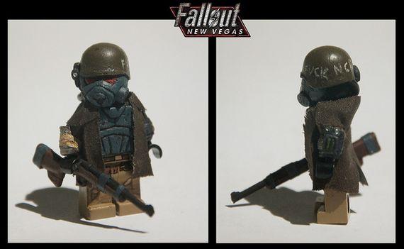 Fallout New Vegas NCR Veteran Ranger