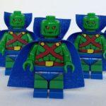 BrothersFigure Flood Knight Custom Minifigure