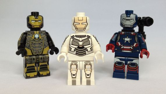 Minifigs4u Iron Man Custom Minifigures