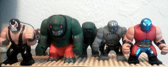 Super Heroes The Big Guys