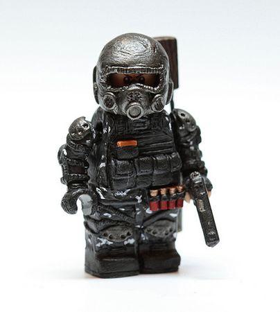 Artyom Metro 2033 Custom Minifigure