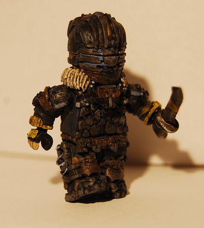 Dead Space 3 Custom Minifigure