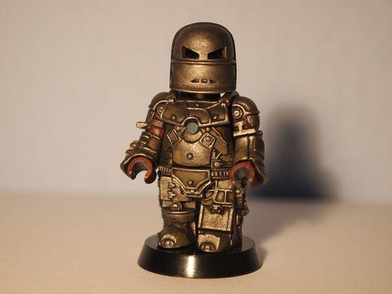 Amazing Armory Iron Man Gold Mark I