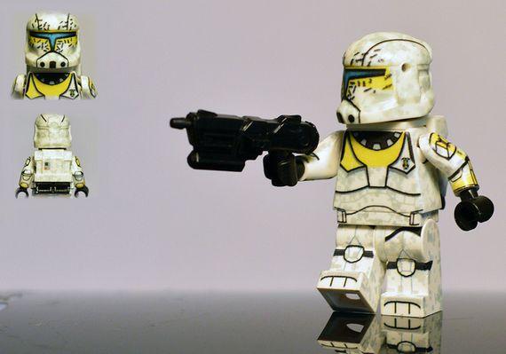 CC-5576-39 Gregor Clone Custom Minifigure