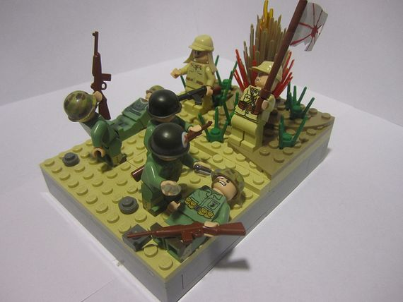 LEGO Battle of Pelilu