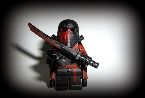 Star Wars The Darker Path Custom Minifigure