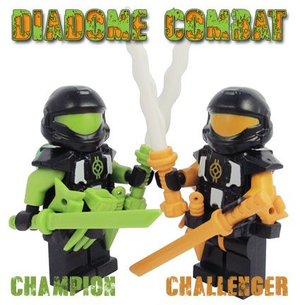 Brickforge Diadome Combat Packs