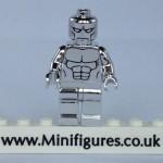 Diamond CustomBricks Uncanny Telepath Custom Minifigure