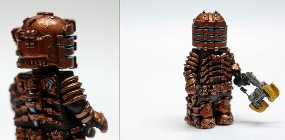 Isaac Clarke Dead Space Custom Minifigure
